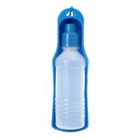 Dogs SalesCanyon 26cm Outdoors Pet Dog Portable Dispenser Travel Water Bottle