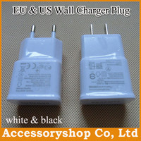 Wholesale 1A US EU Plug Wall USB Charger Universal AC Power Adapter For iPhone Samsung HTC LG Charger Adapter DHL