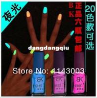Wholesale latest hot color fluorescent luminous paint luminous neon nail enamel Poland