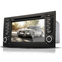 Wholesale 7 quot TFT Car DVD Player Bluetooth GPS Navigation G SD Europe Map for Audi A4