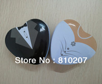 Wedding Event & Party Supplies Party Favor Bride and groom Mint tin Box Wedding favor Candy Box 150 PCS LOT Free Shipping