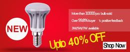 5X LED bulb E14 E27 R39 R50 R63 3W 5W 7W Energy Saving lamp Home light With Cover Epistar 2835 SMD 220V 230V 240V Warm White Cool White