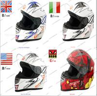 Wholesale Dakar Rally Champion Helmet Newest Genuine Fiberglass Motorcycle Helmets Motocross Racing Capacete Casco Ls2 MX456