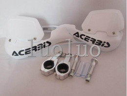 Motocross Motorcycle Hand Guards Handguards W Mount Kit