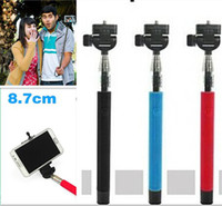 Wholesale Monopod Extendable Hand Held Camera DV Camcorder Video Holder Self Photo Trave top sale