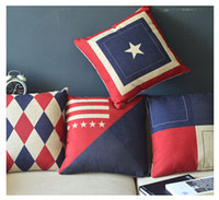 Wholesale Comfortable cheap good art offices cushion pillow car pillow Cushion Cover