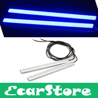 Cheap Blue FOR CAR BLUE DAY TIME LED Best FOR CARS 6 WATTAGES Fog Light