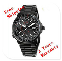 Fashion auto pilot - New Promaster NIGHTHAWK Quartz Movement Pilot Men s Wrist Watch BJ7019 E BJ7019 Original box