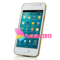 4Inch mini s5 Dual Core MTK6572A Android 4. 3 Cell Phone 3G W...