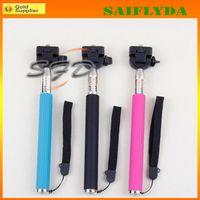 Wholesale Travel Accessories Digital Camera Mobile Phone Handheld Monopod Portable CM CM Flexible Tripod