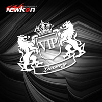 Wholesale Vip jp personality reflective car stickers fuel tank cover body small
