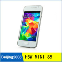 HDC S5 Mini H5W Dual Core MTK6572 Android 4. 3. 3 Jelly Bean G...