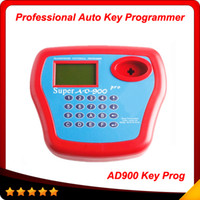 ads transponder - 2014 Hot Sale Transponder Key Programmer Super AD900 Key Duplicator With D Function ad key programmer DHL free