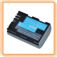 Standard Battery camera battery - Digital Camera Battery LP E6 LPE6 For Canon E0S DMark II III D2 D3 D D D mah Best Quality