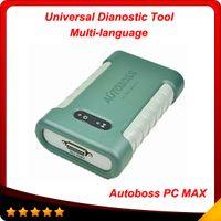 For BMW autoboss pc max - 2014 Autoboss PC MAX Wireless VCI Professional update by CD New version Hot autoboss pc max obd03