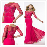 Cheap Reference Images Evening Dresses Best Trumpet/Mermaid Jewel Mermaid Evening Dresses