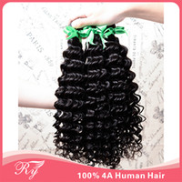 Wholesale cheapest hair extensions rosa hair products eurasian deep wave hair cheap weave hair no lice and shedding