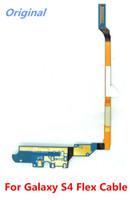 Wholesale 100 New Charging Port Dock USB Connector Flex Cable For Samsung Galaxy S4 i9500