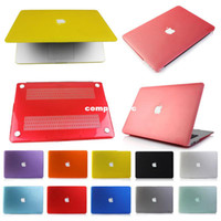 Wholesale Transparent Clear Crystal Plastic Hard Case Cover For MacBook Air