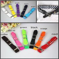 Wholesale Korean Version Cute Candy Elastic Webbing Belt Alloy Belt Buckles Children Fashion Belts For Boys Girls Best Gift Cheap Sale