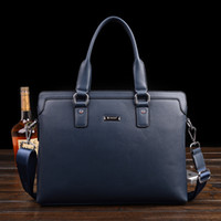 Wholesale Man bag diagonal package explosion models men s briefcase business computer bag handbag OEM customization