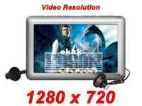 JXD jxd990 - quot GB RM RMVB AV IN OUT MP Camera TV IN TV OUT MP4 MP5 Player JXD990 Portable HD Video