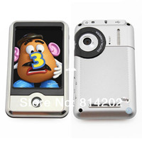 Silver amazing music videos - NEW G GB in Touch Screen FM Radio Video MP Camera MP4 Music Media Player Amazing Gift