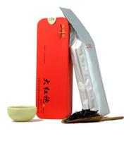 Wholesale Chinese Wuyi Da Hong Pao Oolong Tea Perfumes and Fragrances of Brand Originals Big Red Robe Green Health Care Food Dahongpao Tea