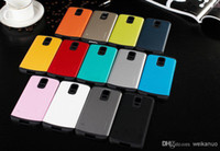 For Samsung Plastic White Korean SPG For Samsung S5 i9600 Cell Phone Case Mobile Phone Shell Armor S5 S5 Protective Sleeve Mobile Phone Sets Shell Tide Popular Brands