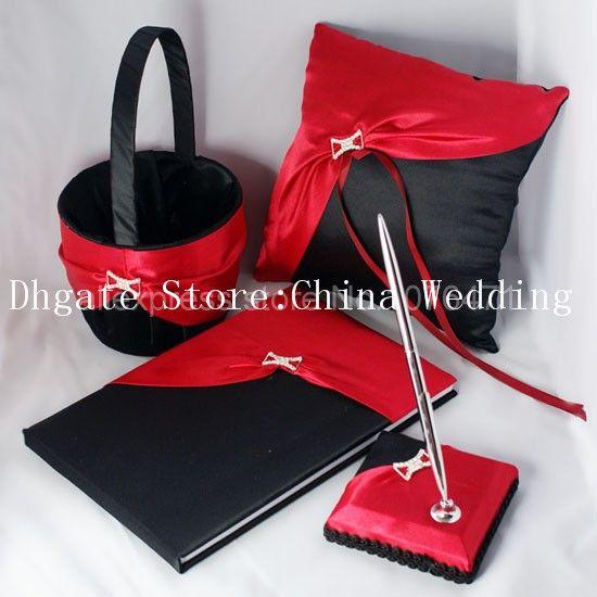 red garter wedding books review