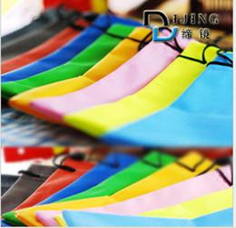Wholesale Glasses bag glasses sunglasses pouch bags by DHL