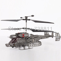 Wholesale Fashing Design Channel Colorful Navigation light Infrared Remote Control RC Helicopter RTF Aircraft J6683