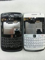 bb 9700 - For Blackberry BB Full Housing Case Cover Cell Phone Faceplate Front Frame Battery Cover Replacement By DHL