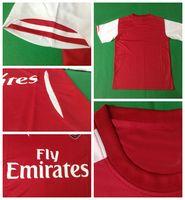 Wholesale Arsenal Soccer Jerseys Football Jersey Uniforms Kits Season Clothing Discount T Shirts Cheap Thailand Custom Tops Authentic Home