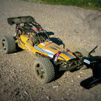 Wholesale AW YAMA CC Baja B RTR Gasoline gas high speed RC buggy car WD remote control gasoline car