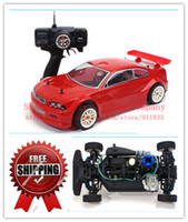 Wholesale by EMS or FedEx Uoyi GP cc WD GS18R engine km h RC car cc oil box baja can drifting VH ZM