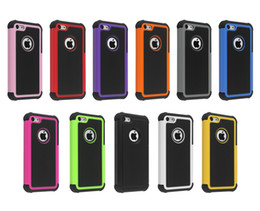 Wholesale Shockproof iN Heavy Duty Tough Hybrid Rubber Silicone TPU Football Skin Hard Case Back Cover for iPhone Plus G S C S