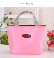 Wholesale portable insulation bag lunch bag lunch dishes BaoFan Lovely fresh ice bag cold small bag