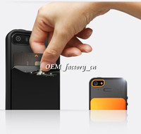 For Apple iPhone Plastic TPU+PC New Verus Thor Slim Armor Back Cover Cases Slim Thin TPU + PC Skin Shell Protector for iPhone 5 5S with Credit Card Slots Drop Shipping
