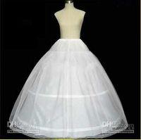 Wholesale 2015 A lineHot sale Cheapeat Hoop Bridal Gown Dress Petticoat Underskirt Crinoline Wedding Accessories princess dress petticoat underskirt