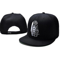 Wholesale S5Q Fashionable Snapback Hats Hip Hop Adjustable B boy Baseball Sports Cap AAABXH