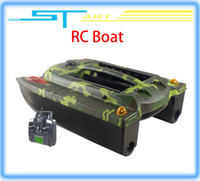 Wholesale ST Model Newest JABO CG g ch channal Remote Control Bait Boat Fish Finder RTR RC boat