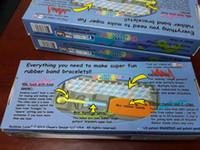 Girls tie dye kit - Rainbow Loom Kit Rubber Bands DIY bracelets bracelets rainbow Loom Kit and Tie Dye Rubber Bands Best Kid Gift