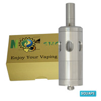 Wholesale China Manufacturer Top selling Squape Atomizer Stainless Steel Clone Rebuildable E Cigarette ML Clearomizer for KING Nemesis Chiyou Mod
