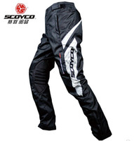 Wholesale new model Scoyco ride trousers protective p027 casual pants