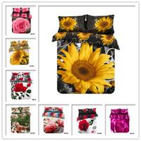 100% Cotton Woven Home (6PCS SET )3D bed linen bedcovers unique bedding set Super king size blanket cover
