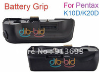 Wholesale In stock New Vertical D Bg2 Battery Grip For Pentax K10d K20d Dslr Digital Camera Shutter