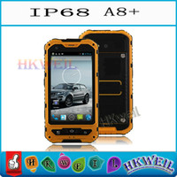 A8 IP68 Android Smartphone MTK6572 Dual Core Waterproof Shoc...