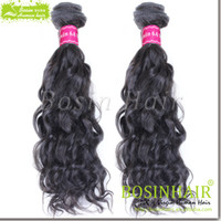 Wholesale 100% Natural Human Hair Extensions Of Natural Hair...
