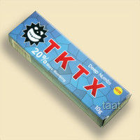Wholesale Best Quality TKTX Tattoo Numbing Cream TK Anesthetic Designs Assorted Tattooing Makup Supply